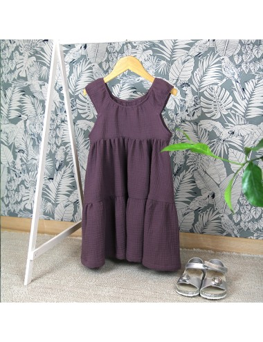 Double gauze dress