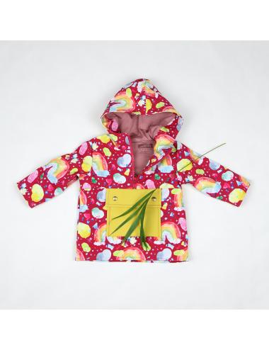 Softshell jacket CANDY RAIN